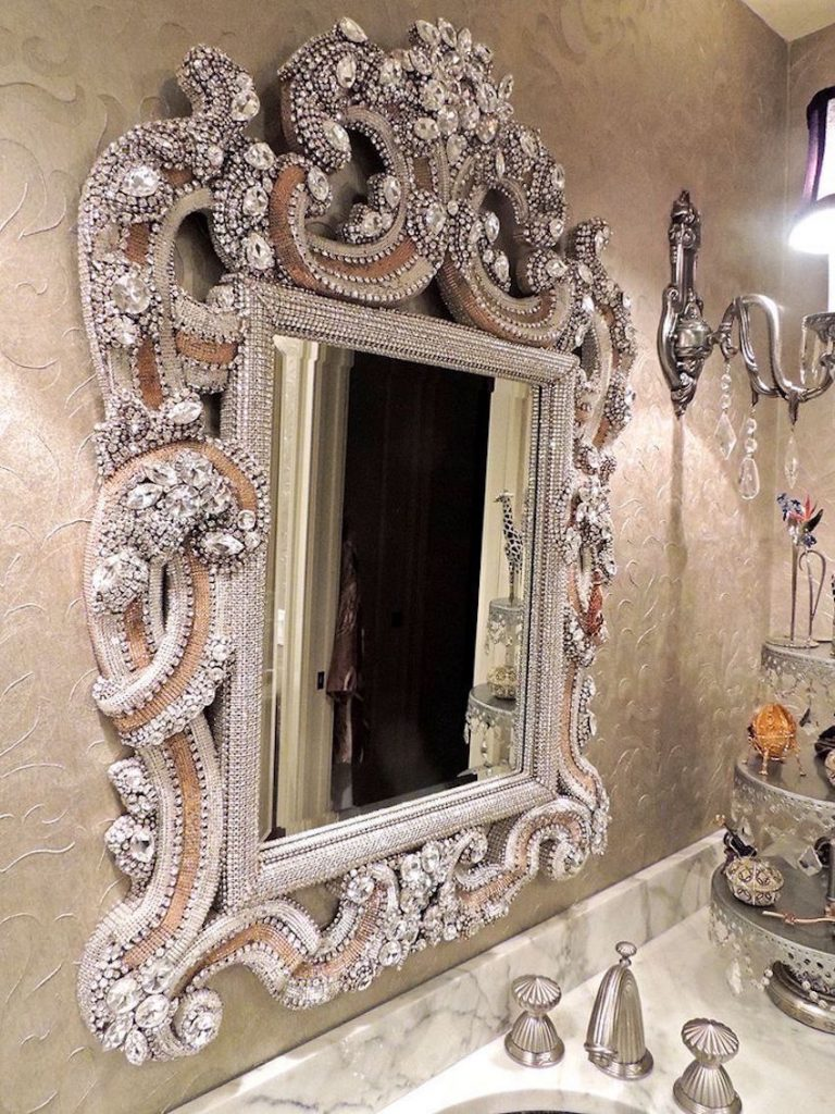 Unusual Mirrors For Wall : Stunning unique mirrors to enhance your home decor