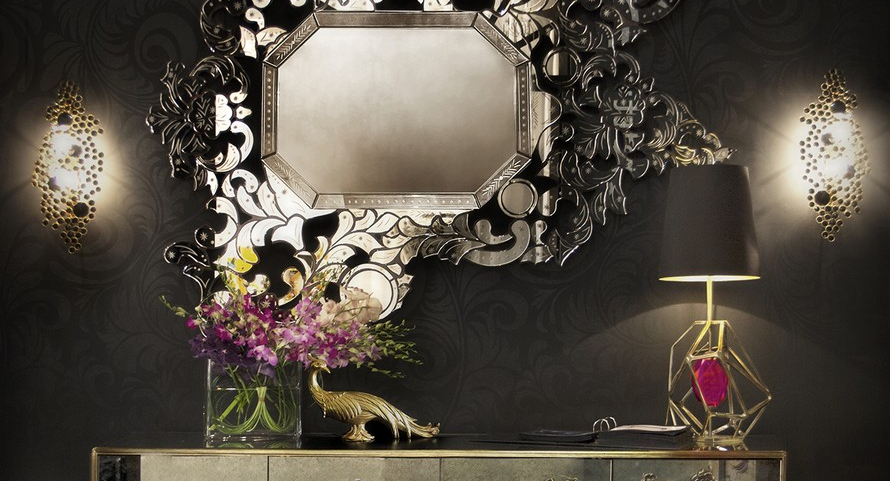 10 Astounding Venetian Mirror Ideas to Inspire You ➤ Discover the season's newest designs and inspirations. Visit us at http://www.wallmirrors.eu #wallmirrors #wallmirrorideas #uniquemirrors @WallMirrorsBlog