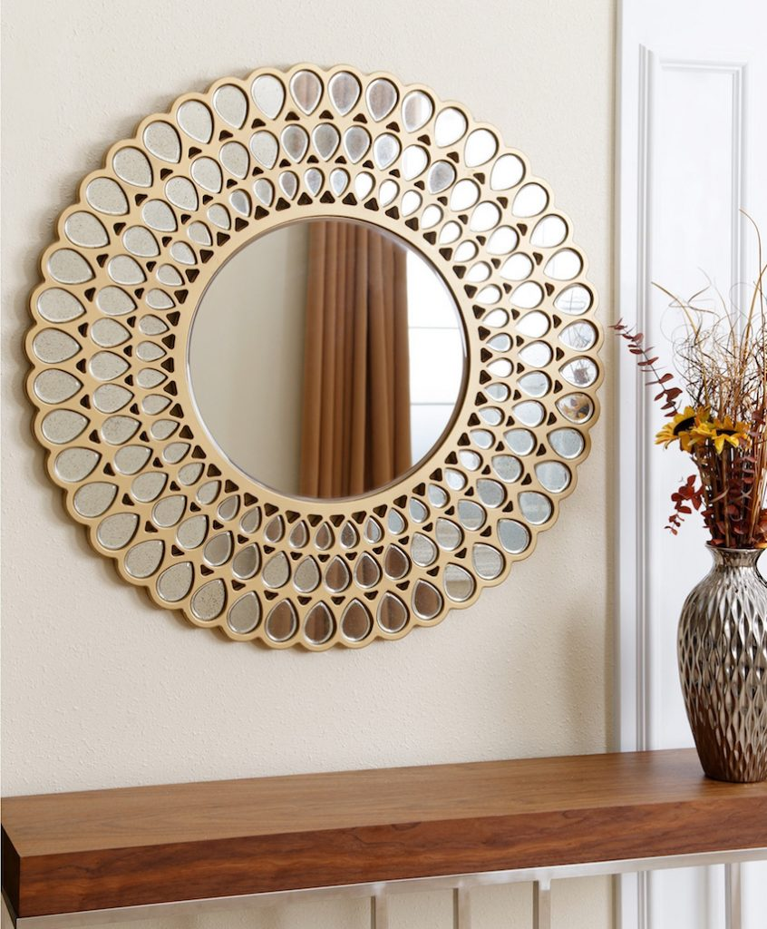 10 Dazzling Wall Mirrors To Embellish Your Home Discover The Season S Newest Designs And Inspirations