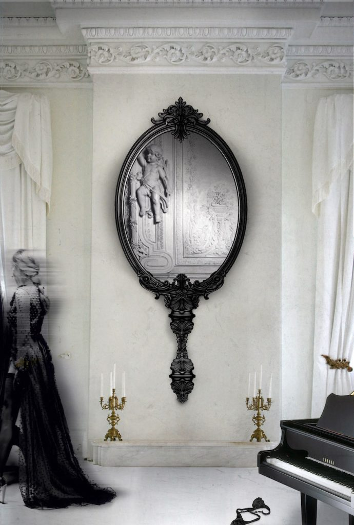 15 Startling Wall Mirrors by Boca do Lobo That You Must See ➤ Discover the season's newest designs and inspirations. Visit us at http://www.wallmirrors.eu #wallmirrors #wallmirrorideas #uniquemirrors @WallMirrorsBlog mirrors by boca do lobo 15 Startling Wall Mirrors by Boca do Lobo That You Must See 15 Incredible Wall Mirrors That You Must See 7