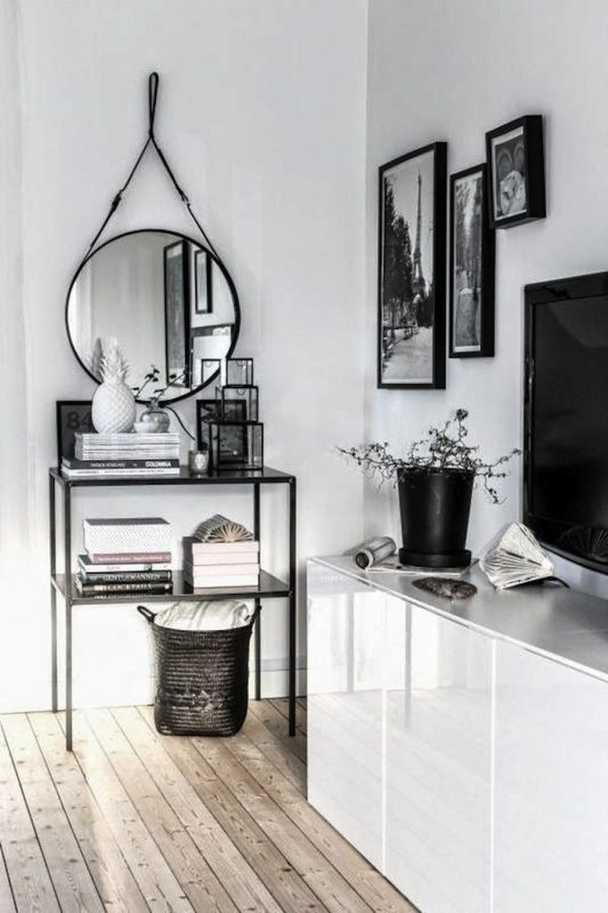 7 Dazzling Round Wall Mirrors Decorating Ideas to Inspire You