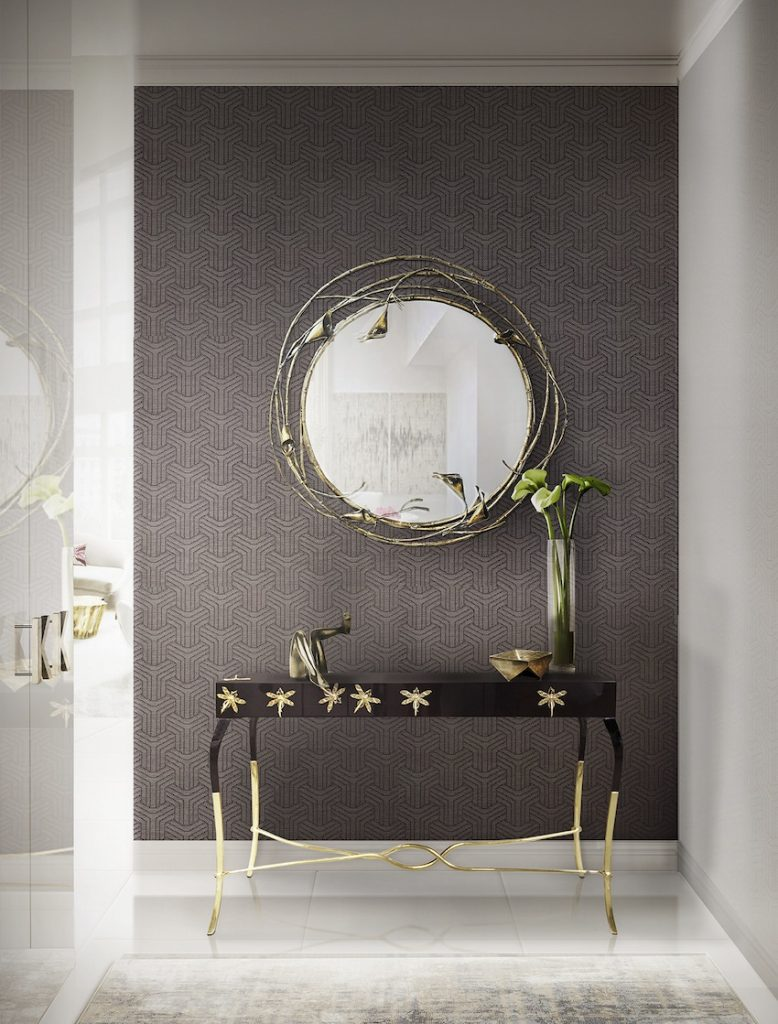 10 Dazzling Round Wall Mirrors Decorating Ideas to Inspire You ➤ Discover the season's newest designs and inspirations. Visit us at http://www.wallmirrors.eu #wallmirrors #wallmirrorideas #uniquemirrors @WallMirrorsBlog round wall mirrors decorating ideas 7 Dazzling Round Wall Mirrors Decorating Ideas to Inspire You 10 Dazzling Round Wall Mirrors Ideas to Inspire You 6