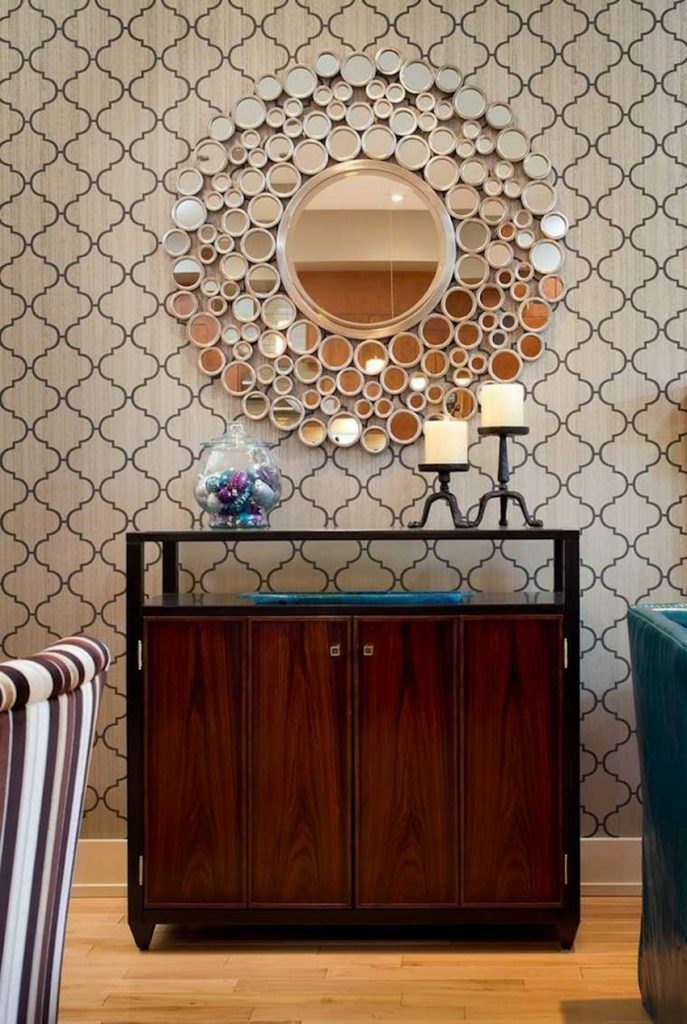 How to Combine Sideboards with Wall Mirrors Like a Pro