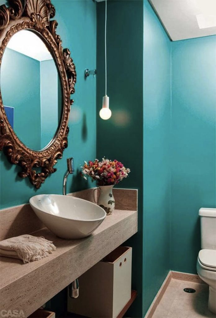 Smashing bathroom mirror ideas you will want to copy for Need a mirror