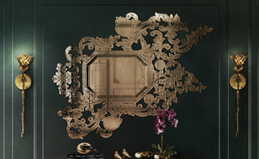 featured venetian wall mirrors 5 Extraordinary Venetian Wall Mirrors You Will Love to Have featured