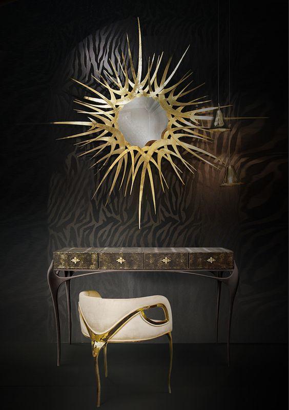 26a0bd0a35cf9e14057e024fb96474b6 maison et objet Maison et Objet: A Preview of Wall Mirror Designs 26a0bd0a35cf9e14057e024fb96474b6