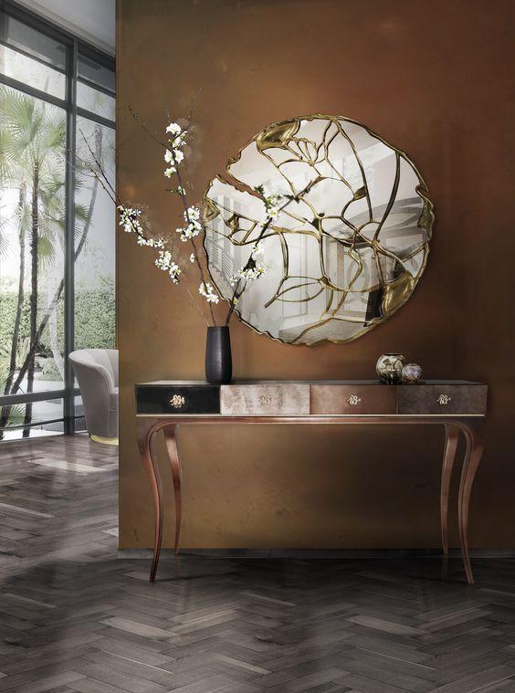 wall mirror designs wall mirror designs Top 10 Wall Mirror Designs for Your Living Room 494342e6de525941eba46dd3b834bb59