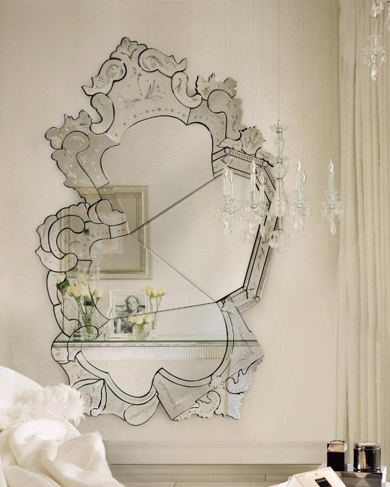venice-mirror-boca-do-lobo maison et objet maison et objet Maison et Objet: A Preview of Wall Mirror Designs VENICE Mirror Boca do Lobo 1