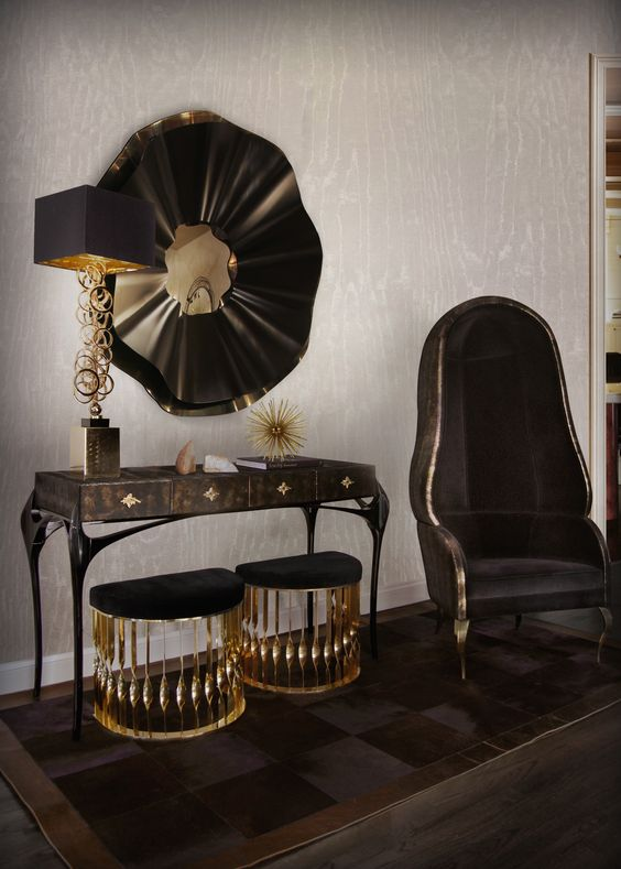 d1d3145f79d369f66268222167e085db-1 maison et objet Maison et Objet: A Preview of Wall Mirror Designs d1d3145f79d369f66268222167e085db 1