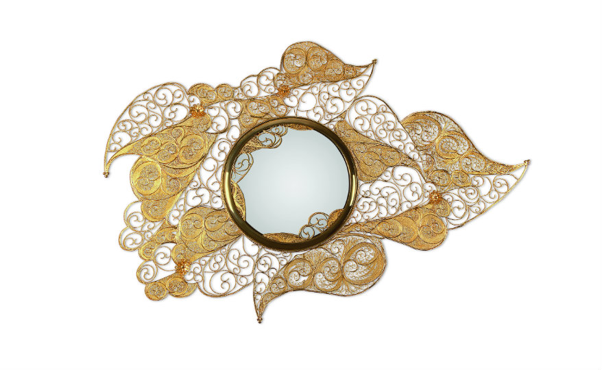 filigree-mirror-01 Boca do Lobo Be Delighted by Boca do Lobo's Fascinating Oversized Mirrors filigree mirror 01 1