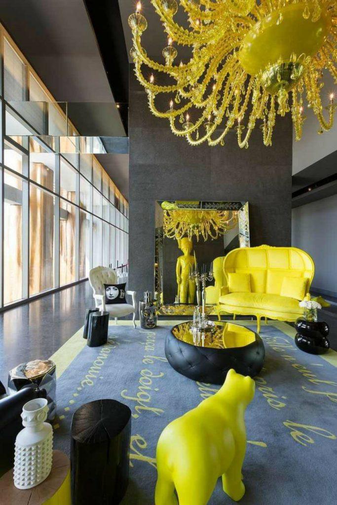 philippe starck 9 philippe starck Be Fascinated with Philippe Starck's Ingenious Interiors with Mirrors philippe starck 9