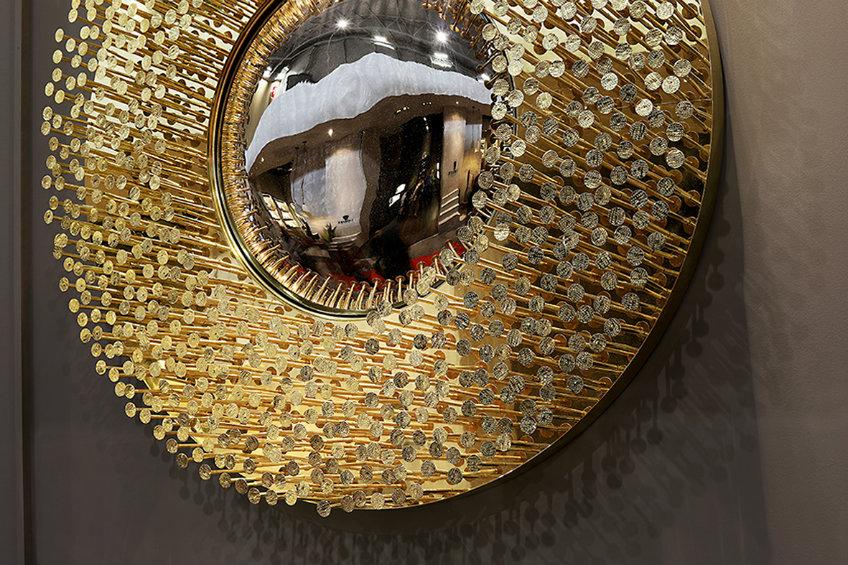 bocadolobo-robin Maison et objet 2017 Maison et Objet 2017 – The Best Exhibitions with Wall Mirrors bocadolobo robin