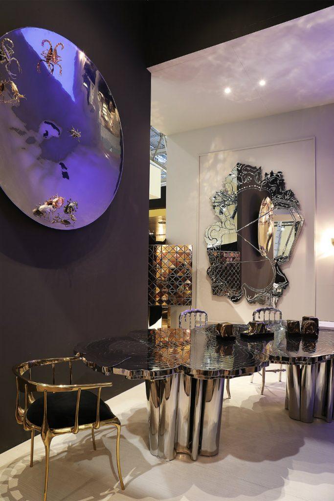 bocadolobo-venetian-metamorphosis Maison et objet 2017 Maison et Objet 2017 – The Best Exhibitions with Wall Mirrors bocadolobo venetian metamorphosis