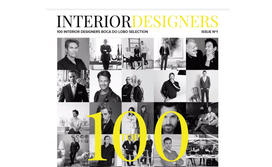 featured-image Top 100 Interior Designers Boca do Lobo and CovetED Magazine Top 100 Interior Designers – PART 2 featured image