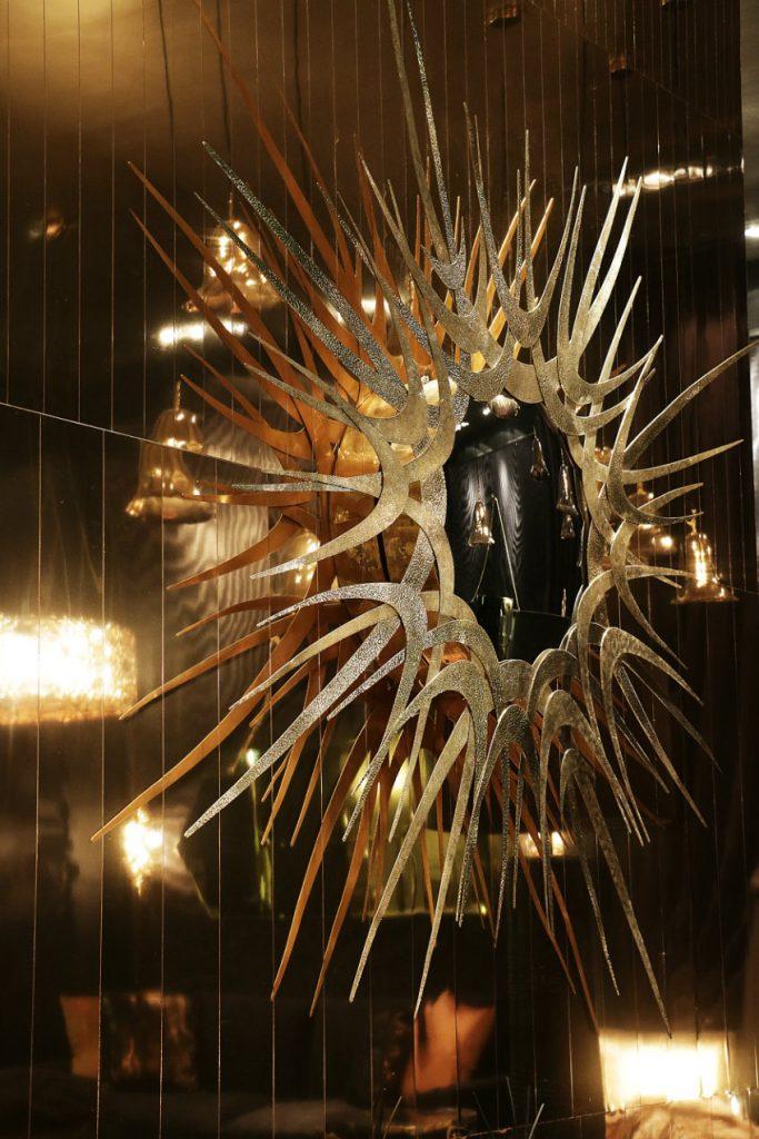 koket-guilt Maison et objet 2017 Maison et Objet 2017 – The Best Exhibitions with Wall Mirrors koket guilt