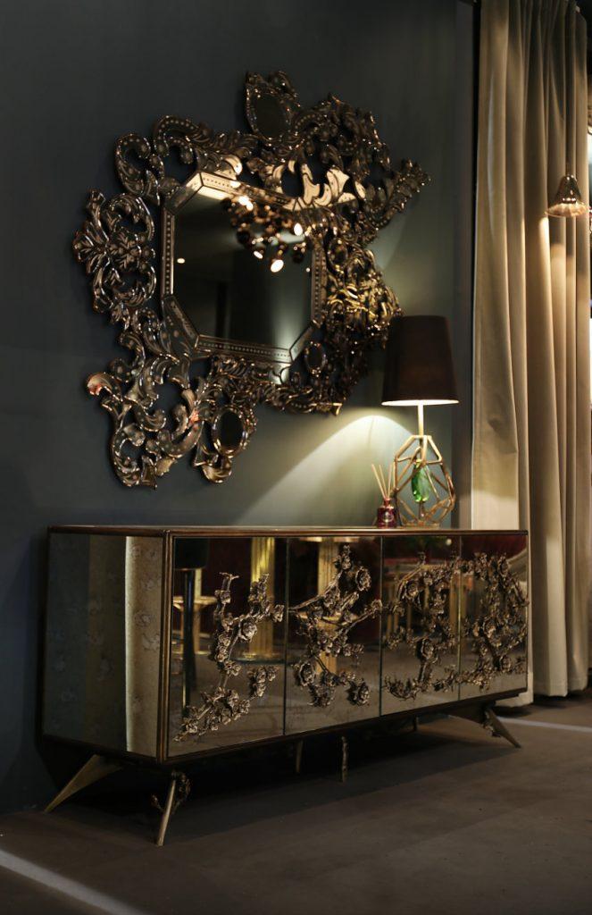 koket-mirror maison et objet 2017 Maison et objet 2017 Maison et Objet 2017 – The Best Exhibitions with Wall Mirrors koket mirror