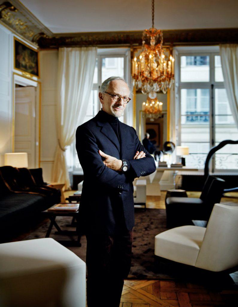 liaigre top 100 interior designers