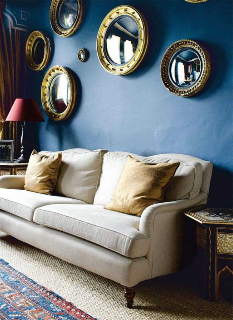 porthole mirrors 1 porthole mirrors Decorating Tips to Embellish Your Interiors with Porthole Mirrors porthole mirrors 1