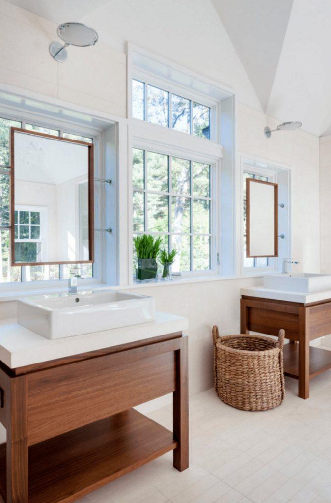 wallmirror4 bathroom decor Personalize Your Bathroom Decor with Fabulous Wall Mirrors wallmirror4