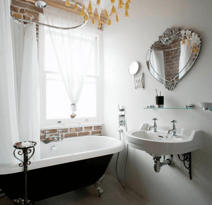 wallmirror6 bathroom decor Personalize Your Bathroom Decor with Fabulous Wall Mirrors wallmirror6