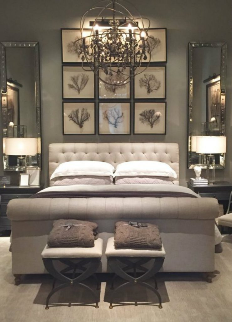 The Best Luxury Mirrors for Contemporary Bedrooms luxury mirrors The Best Luxury Mirrors for Contemporary Bedrooms wallmirrors10