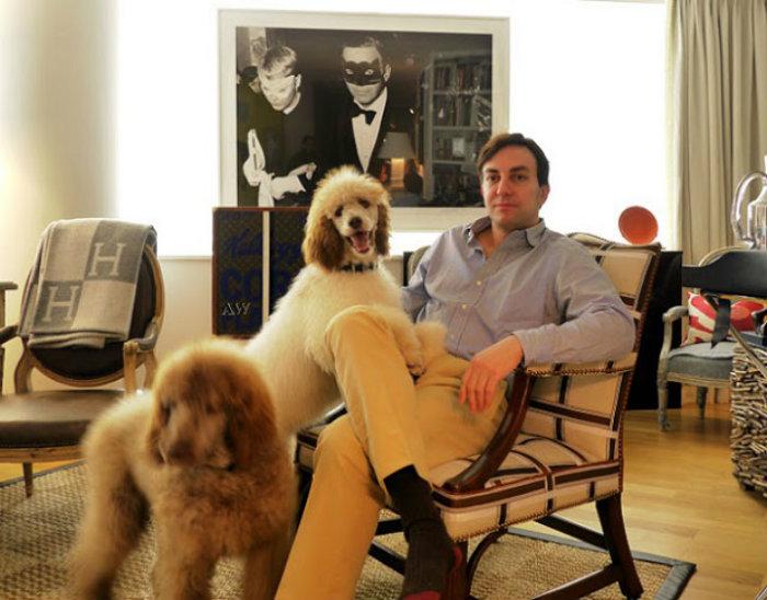 ERIC-COHLER top 100 interior designers