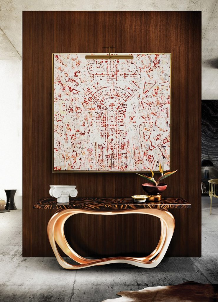 Glamorous-Sideboards-Consoles-Match-Your-Wall-Mirrors-11 Wall Mirrors Glamorous Sideboards and Consoles to Match Your Wall Mirrors Glamorous Sideboards Consoles Match Your Wall Mirrors 11