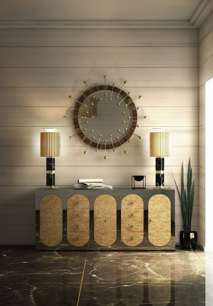 Glamorous-Sideboards-Consoles-Match-Your-Wall-Mirrors-19 Wall Mirrors Glamorous Sideboards and Consoles to Match Your Wall Mirrors Glamorous Sideboards Consoles Match Your Wall Mirrors 19