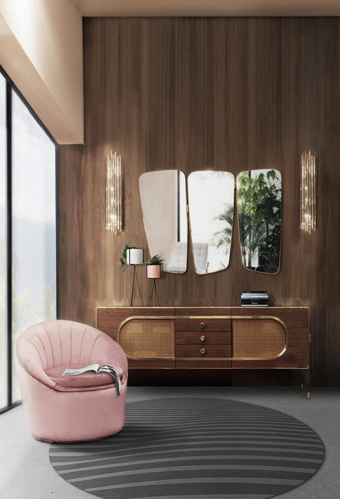 Glamorous-Sideboards-Consoles-Match-Your-Wall-Mirrors-20 Wall Mirrors Glamorous Sideboards and Consoles to Match Your Wall Mirrors Glamorous Sideboards Consoles Match Your Wall Mirrors 20