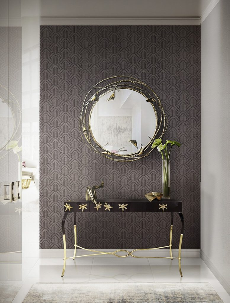 Glamorous-Sideboards-Consoles-Match-Your-Wall-Mirrors-24 Wall Mirrors Glamorous Sideboards and Consoles to Match Your Wall Mirrors Glamorous Sideboards Consoles Match Your Wall Mirrors 24