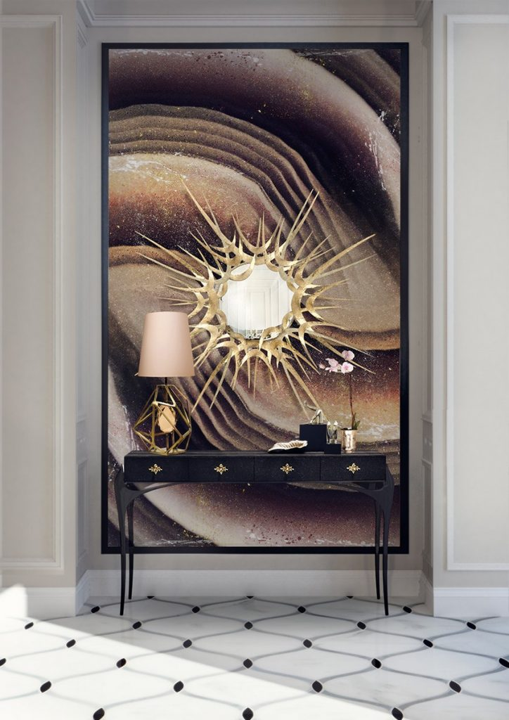 Glamorous-Sideboards-Consoles-Match-Your-Wall-Mirrors-25 Wall Mirrors Glamorous Sideboards and Consoles to Match Your Wall Mirrors Glamorous Sideboards Consoles Match Your Wall Mirrors 25