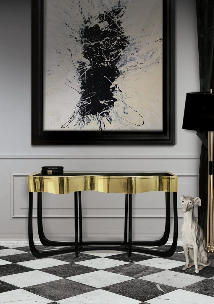 Glamorous-Sideboards-Consoles-Match-Your-Wall-Mirrors-8 Wall Mirrors Glamorous Sideboards and Consoles to Match Your Wall Mirrors Glamorous Sideboards Consoles Match Your Wall Mirrors 8