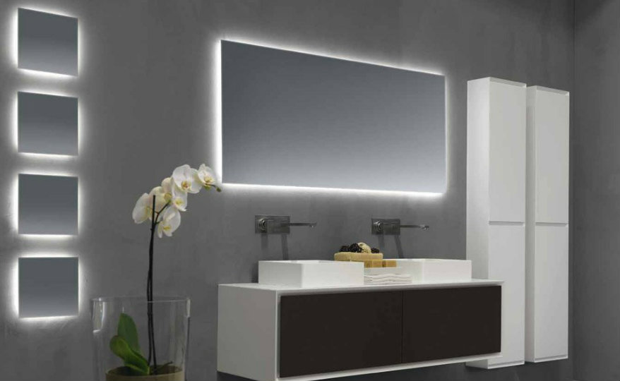 featured image LED Mirrors Contemplate these Functional and Unique LED Mirrors featured image 2