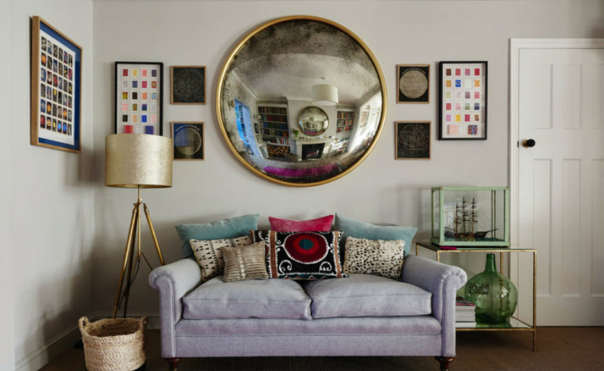 featured image Wall mirrors Vintage Bespoke Wall Mirrors London Company Reid & Wright featured image 3