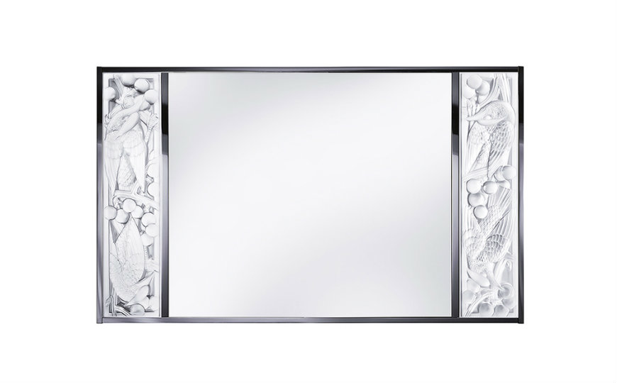 featured Lalique The Most Exquisite Wall Mirrors from Luxury Brand Lalique featured