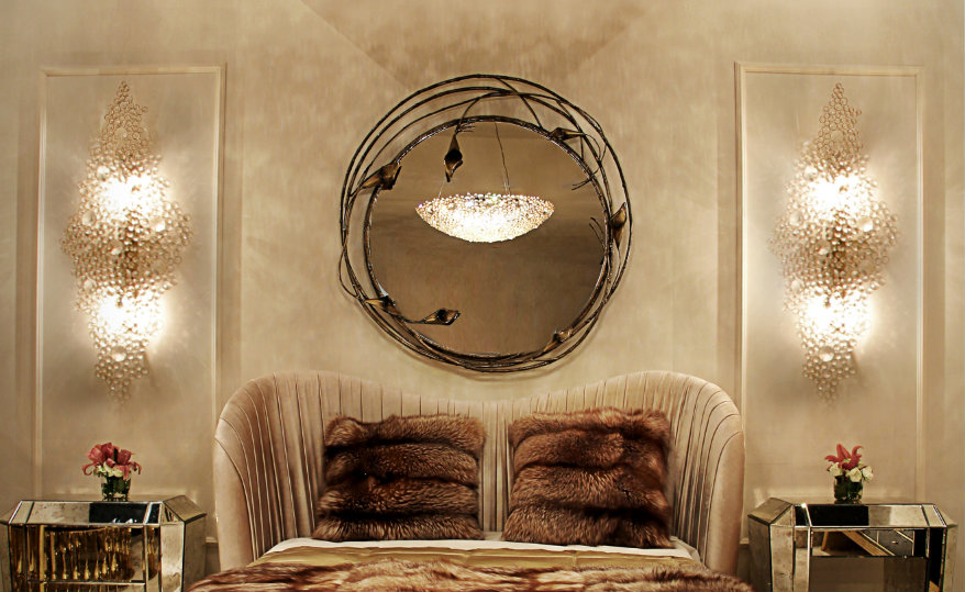 glamorous wall light pieces bound to bright up your wall mirrors