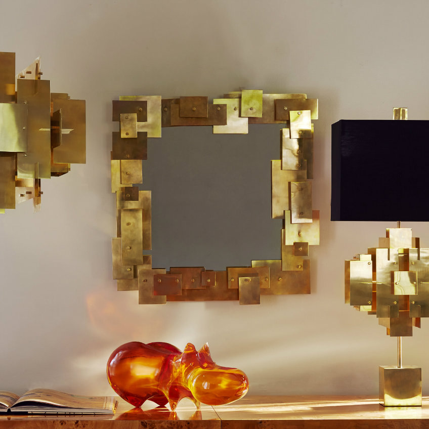 jonathan4 jonathan adler The Most Extraordinary Wall Mirrors by Jonathan Adler jonathan4