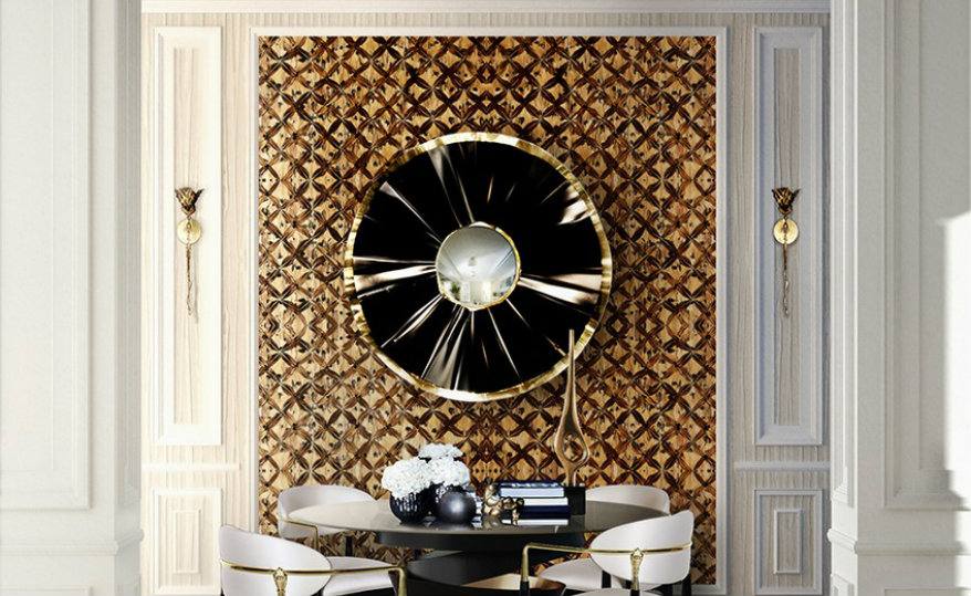 koket wall mirrors 25 Inspirations to Illuminate Your Fabulous Wall Mirrors koket