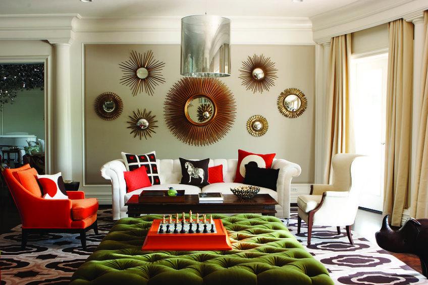 Lubov Max Azria La Home Multiple Mirrors How To Incorporate