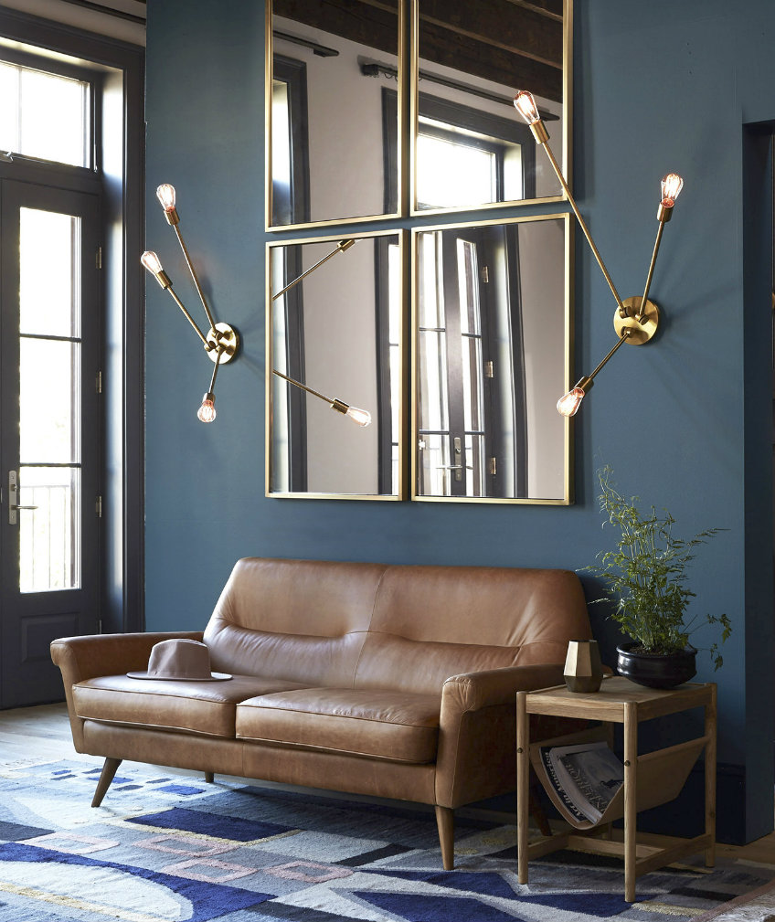 How to Incorporate Multiple Mirrors Into Your Home Decor