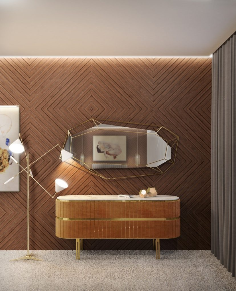 A Curated Exhibition of 25 Wall Mirrors to Die For EH Bedroom 5 1