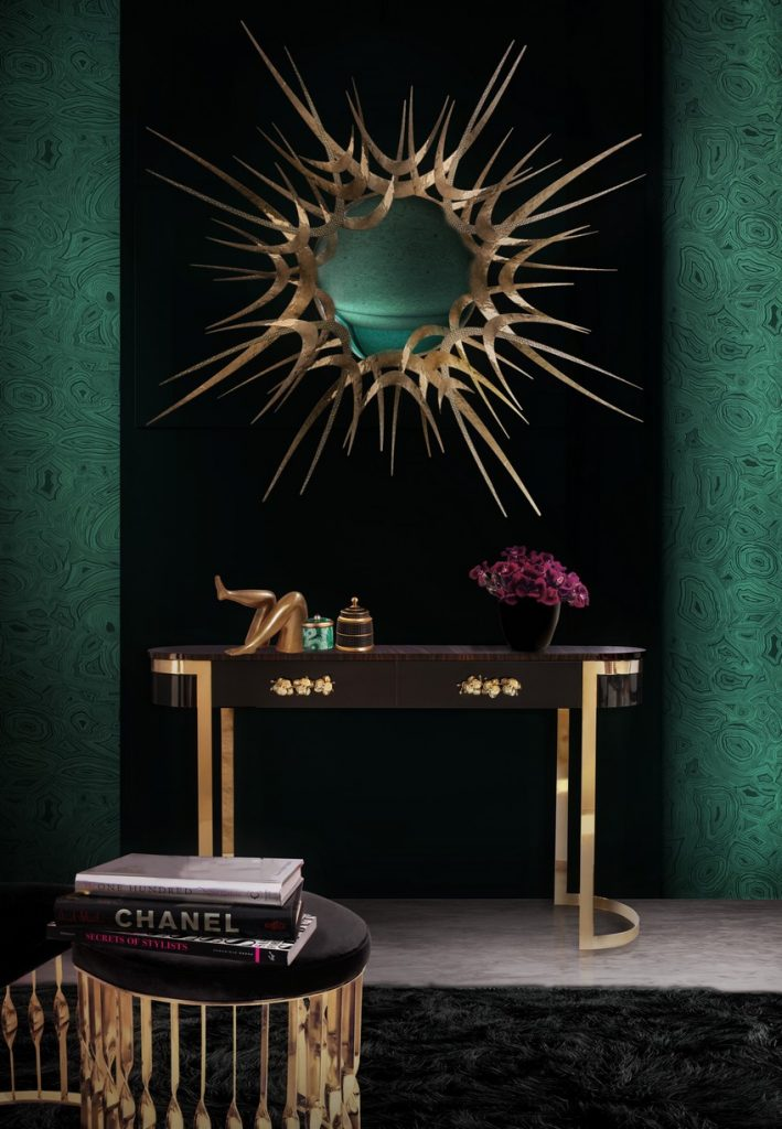 A Curated Exhibition of 25 Wall Mirrors to Die For KK Hall 5