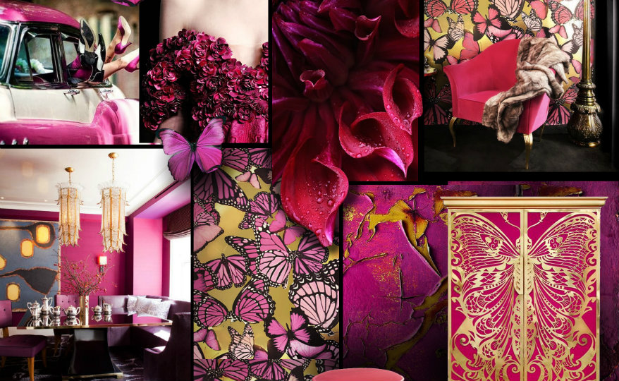 KOKETs-Trendiest-colors-2017-pink-yarrow Colour Trends KOKET's Radiant and Fresh Colour Trends for 2017 KOKETs Trendiest colors 2017 pink yarrow