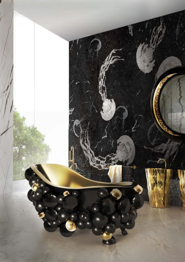A Curated Exhibition of 25 Wall Mirrors to Die For MV Bathroom 1