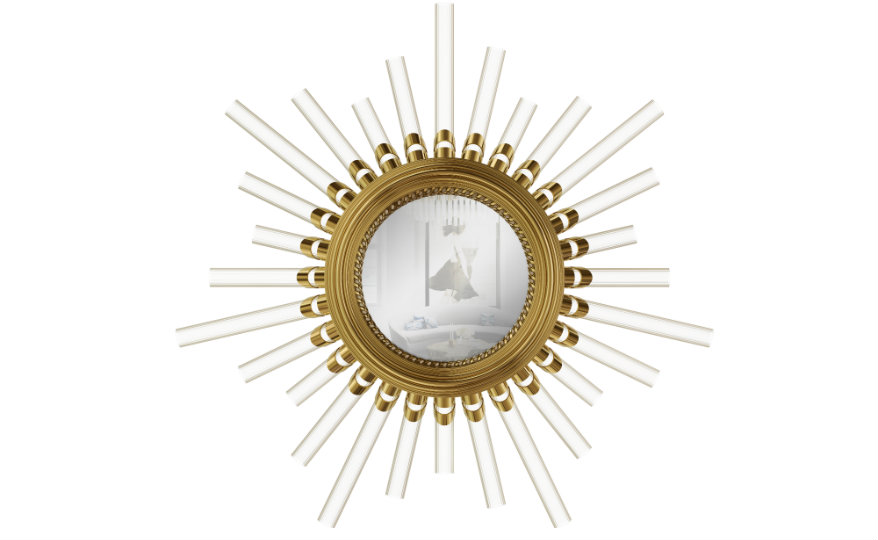 featured Wall Mirrors Starling and Exclusive Wall Mirrors from LUXXU featured 7