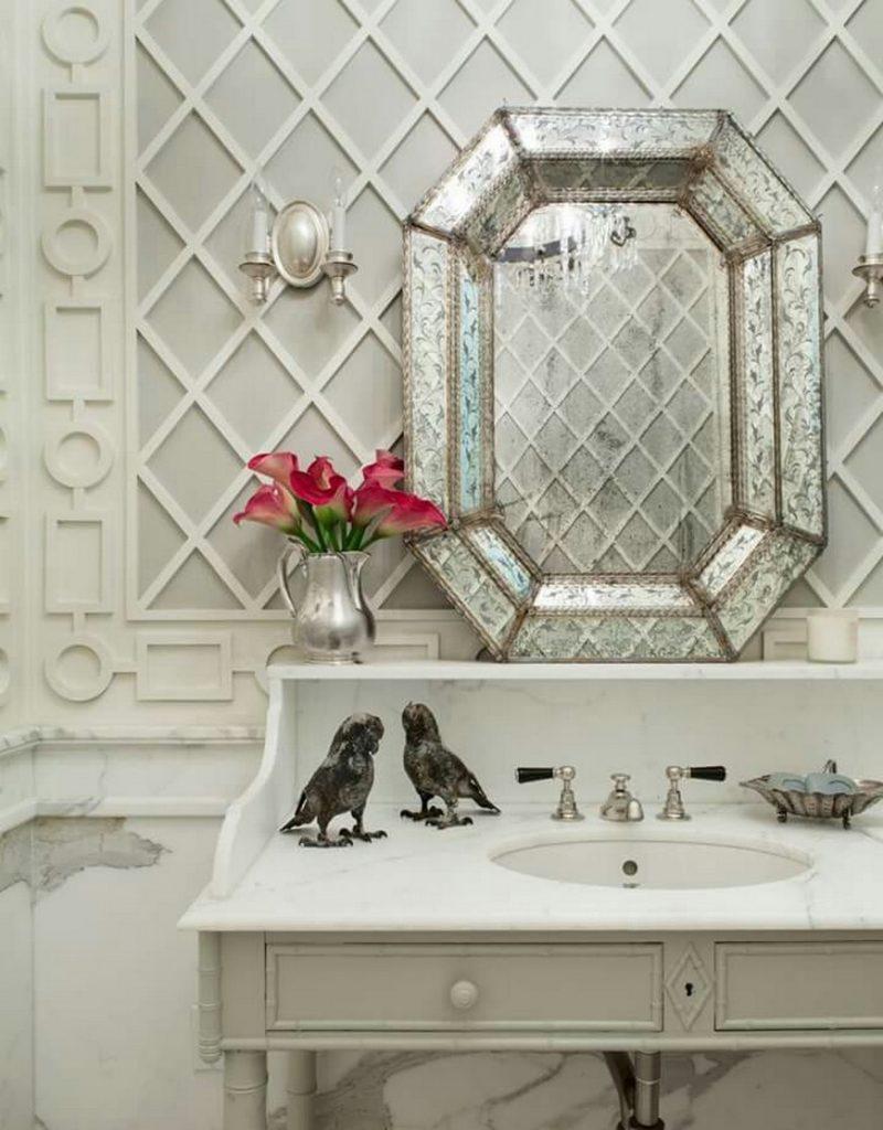 venetian mirrors 25 Astounding and Original Venetian Mirrors a1b99d784ed1d3c3d491da89ddd33166