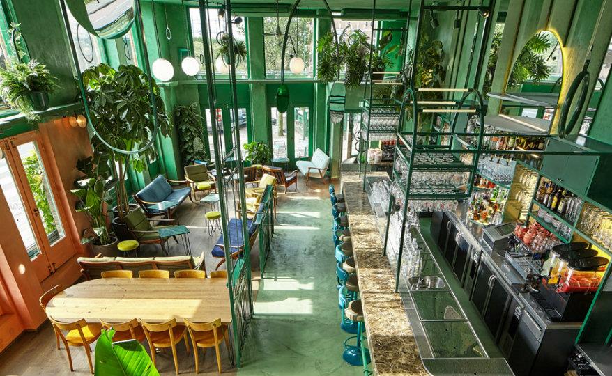 featured Bar Botanique Café Tropique The Breathtaking Bar Botanique Café Tropique by Studio Modijefsky featured 2