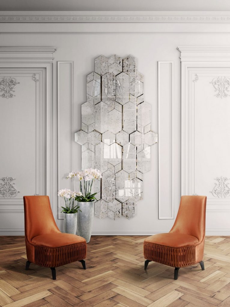 12 Aesthetic Wall Mirrors that Will Leave You Awestruck