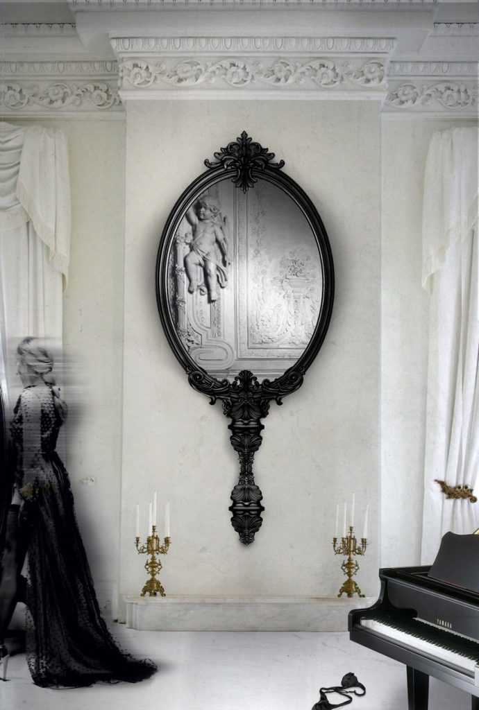 A Wide Variety of Luxurious Wall Mirrors for Home Interiors 34 antoinette marie 01