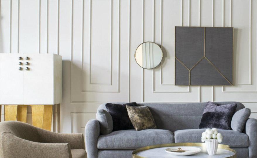 5 Astounding Mirror Designs by Kelly Wearstler